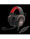 H510 Zeus2-auricular Con Microfono-conexion Cable 3,5- Usb. Redragon-gamer