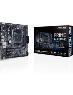 ASUS PRIME A320M-K AM4 DDR4 HDMI M2 - MOTHER BOARD - PLACA MADRE