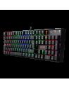 K551 Mitra Redragon Retroiluminado Rgb Mecanico - Teclado Usb - Gamer